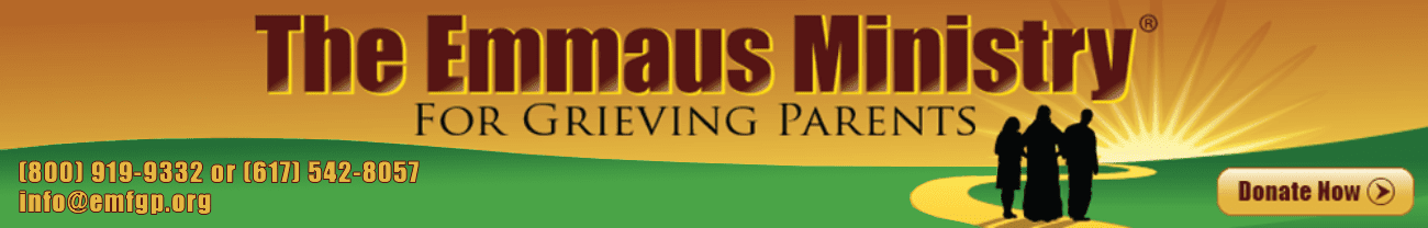 Emmaus Ministry For Grieving Parents Retina Logo